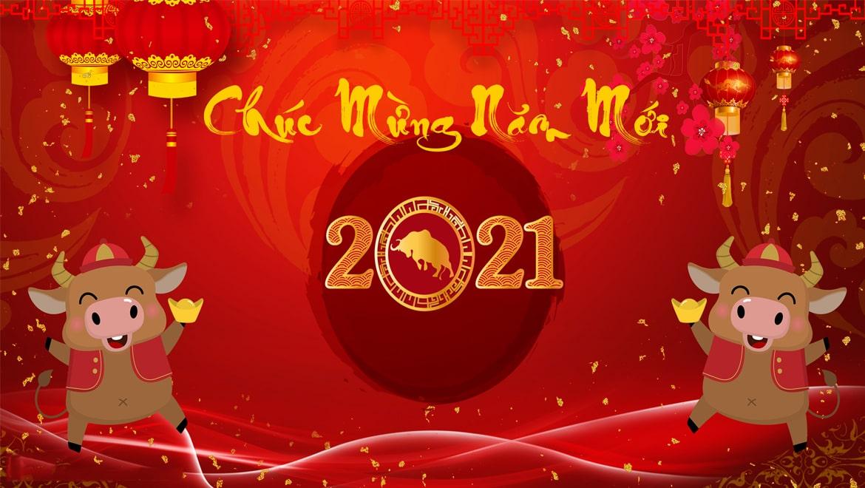 Lời chúc năm mới 2021 và lịch nghỉ tết Nguyên đán Tân Sửu