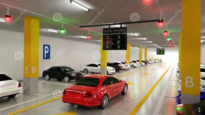 Tương lai của bãi đỗ xe thông minh