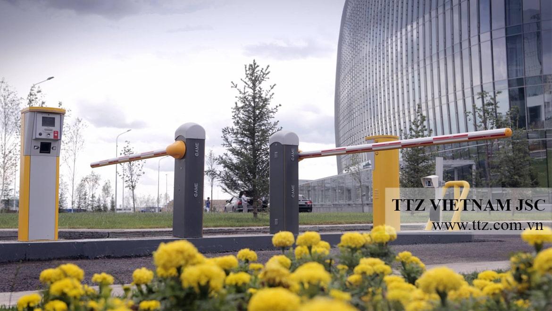 Barie tự động GARD thương hiệu CAME 100% đến từ ITALIA
