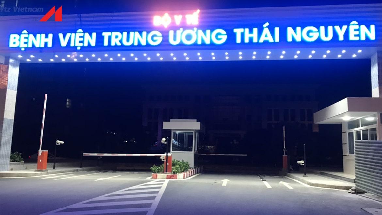 Bệnh viện Đa khoa TW Thái Nguyên