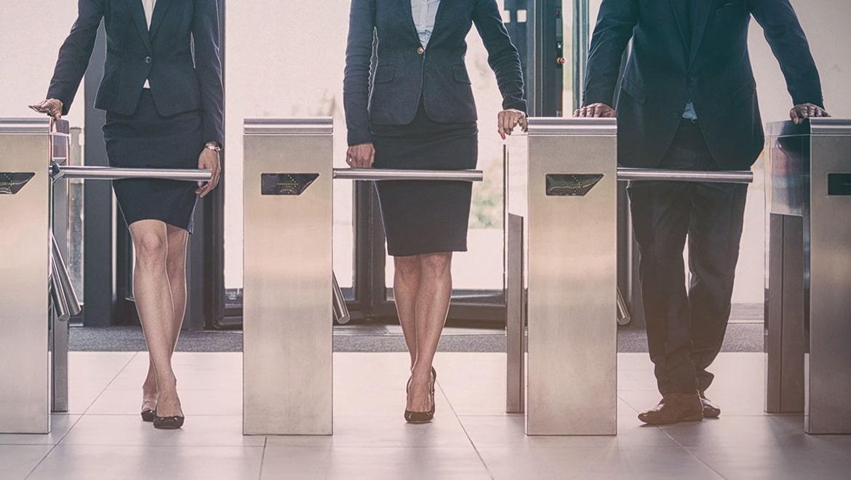 Hướng dẫn mua cổng xoay an ninh tốt nhất năm 2021