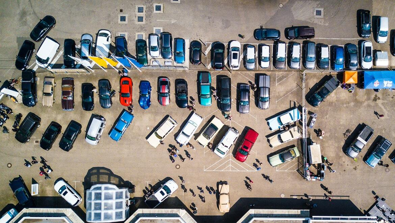 Các cân nhắc khi thiết kế bãi đỗ xe